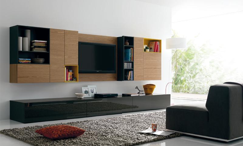 Xavier salvador muebles verge for Muebles salon diseno moderno