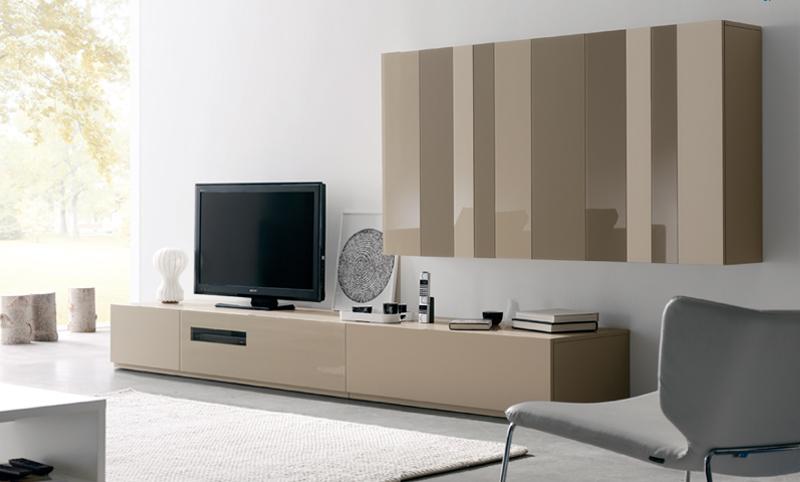 Xavier salvador muebles verge for Muebles bajos de salon modernos