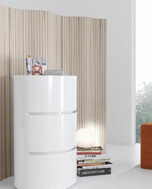 ... El diseño y las técnicas artesanales de la firma Jesse están dirigidas a definir una colección de mobiliario y accesorios que refleje un fuerte estilo de vida contemporáneo, donde cada hogar es una espacio único donde las necesidades funcionales se combinan con los sentidos.